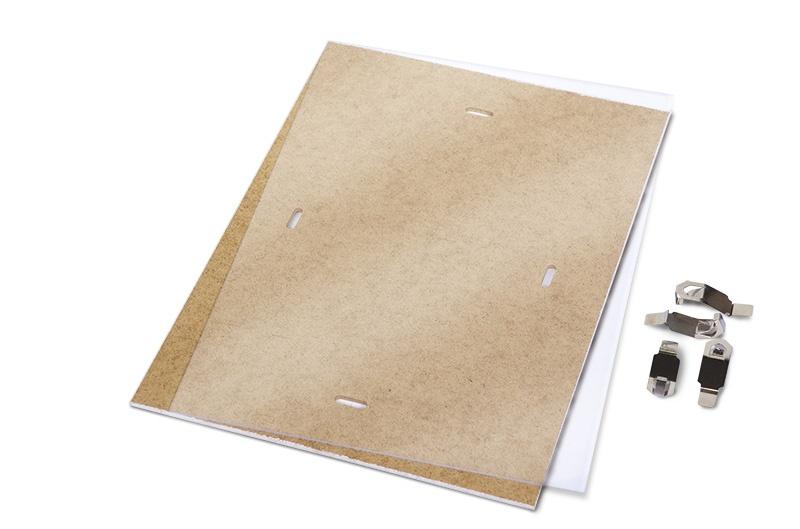 Antyrama DONAU, pleksi, B1, 700x1000mm, 5624001PL-00