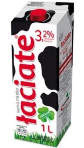 Łaciate mleko UHT 3,2%, 1 l, GNK0410