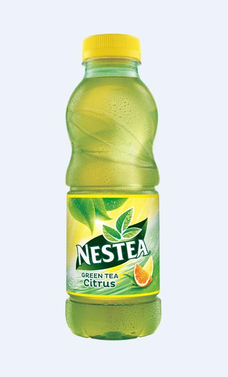 Herbata Nestea 0,5 l PET, Zielona Cytryna, GNK0300
