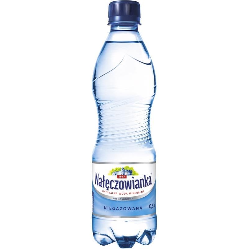 Woda Nałęczowianka, niegazowana 0 / 5 L, GNK0250