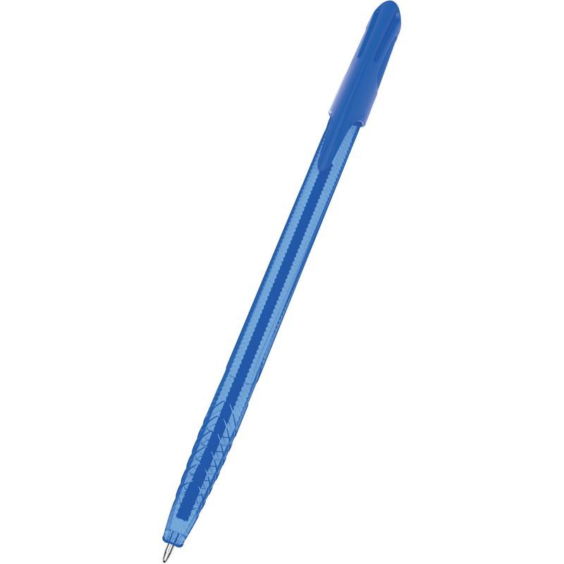 DŁUGOPIS ICE FINE 12 SZT PUDEŁKO (12), niebieski, DLK4710