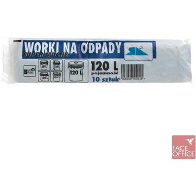 Worki na śmieci 120L, WOK0010115