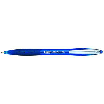 Długopis BIC Atlantis Metal Clip, niebieski, DLK4410