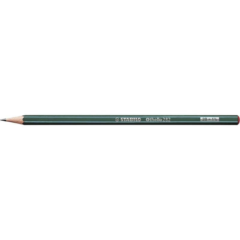 Ołówek STABILO OTHELLO, 4B, OLK0290