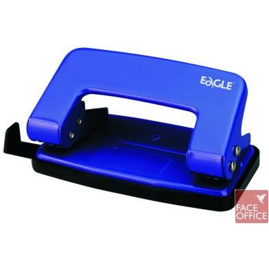 Dziurkacz EAGLE 709 R niebieski 8 kartek, DZK0830025