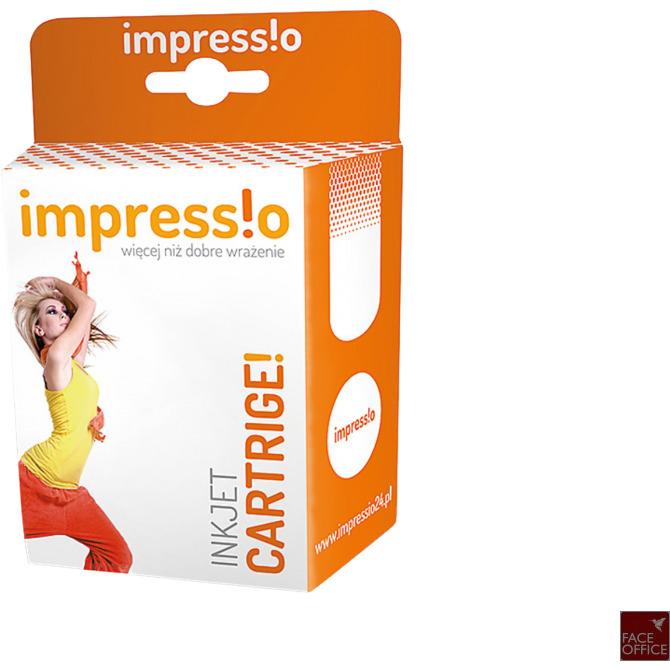 Tusz IMPRESSIO IME-T2431 zamiennik EPSON 24XL (C13T24314010) czarny 500str, XE 0559299