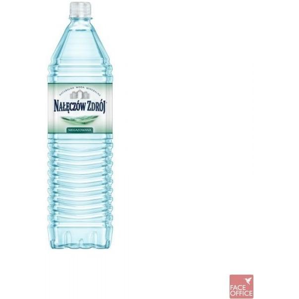 Woda NAŁĘCZÓW ZDRÓJ 15l niegazowana, GNK0990233