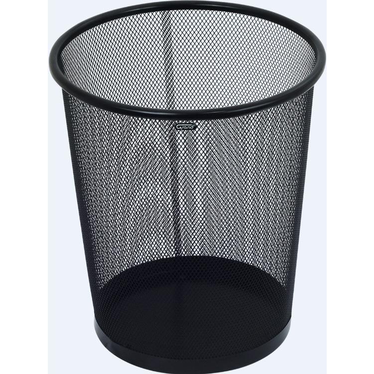 Przyborniki na biurko metalowa siatka Grand, TY 196 - kosz na papiery / 12 l, KOK0270