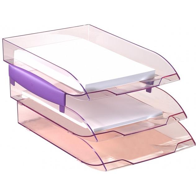 Dystansery do szufladek Cep ICE 238x61x22/2szt. jasnoróżowe, C140IC-16