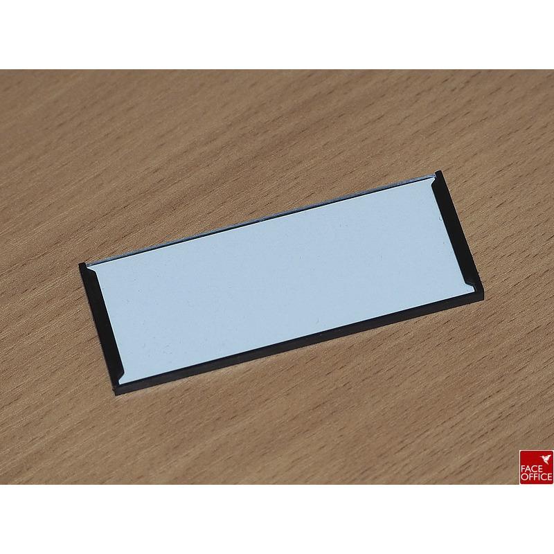 Kieszonka samoprzylepna (10) 74x32mm (szer x wys) 802119 DURABLE, SZ 0069195