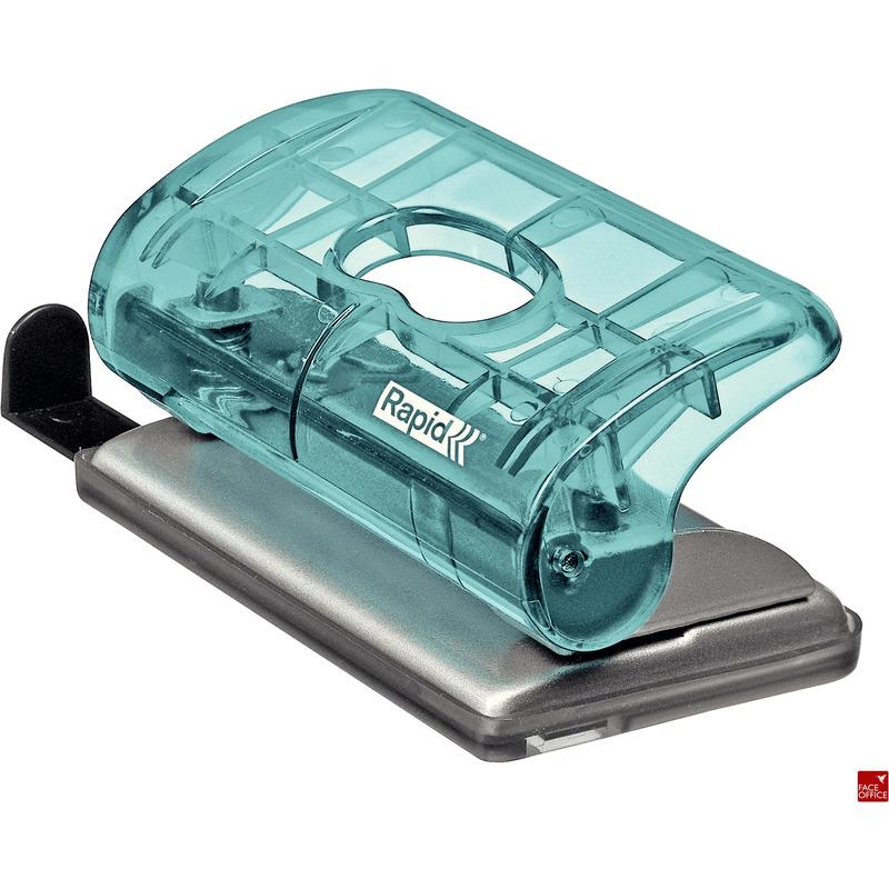 """Dziurkacz mini Rapid Colour""""Ice FC5, zielony 5001332, DZK2830387"""