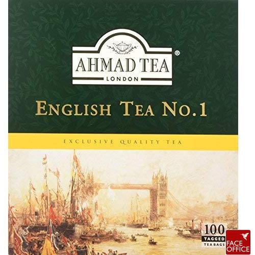 Herbata AHMAD ENGLISH TEA No.1 100t*2g zawieszka, GHK0699219