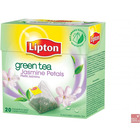 Herbata LIPTON GREEN TEA JAŚMIN 20szt PIRAMID 203242/19902601