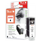Tusz PEACH R Canon PGI-520BK (do Pixma IP 3600), 2932B001, black