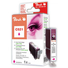 Tusz PEACH R Canon CLI-521M, 2935B001 (do Pixma IP 3600), magenta