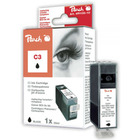 Tusz PEACH R Canon BCI-3e BK (do BJC 3000), black